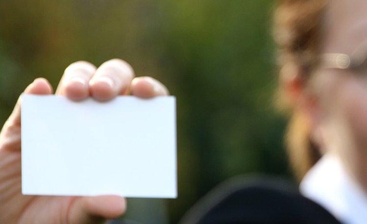 Wizytówki papierowe doskonałym narzędziem marketingowym